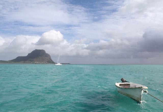 Island. Guenter Kirchweger